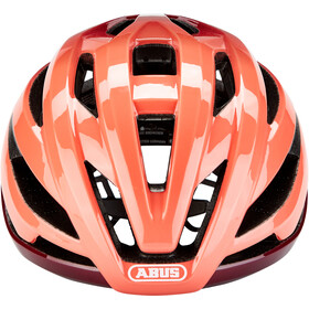ABUS StormChaser Helm, bordeaux red